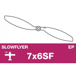 AP-07060SF APC - Hélice Slowflyer - 7X6SF