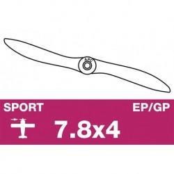 AP-07840 APC - Hélice sport - EP/GP - 7.8X4