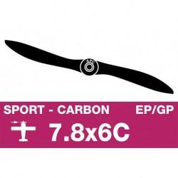 AP-07860C APC - Hélice sport - Carbon - EP/GP - 7.8X6C