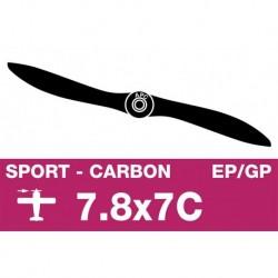 AP-07870C APC - Hélice sport - Carbon - EP/GP - 7.8X7C
