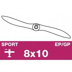 AP-08010 APC - Hélice sport - EP/GP - 8X10