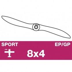 AP-08040 APC - Hélice sport - EP/GP - 8X4