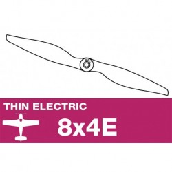 AP-08040E APC - Hélice électrique - fine - 8X4E