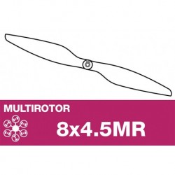 AP-08045MR APC - Hélice multi rotor - 8X4.5MR