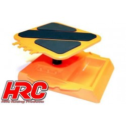HRC5901OR Support de voiture - HRC Racing - 3D – Orange