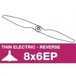 AP-08060EP APC - Hélice électrique - fine - Propulsive - 8X6EP