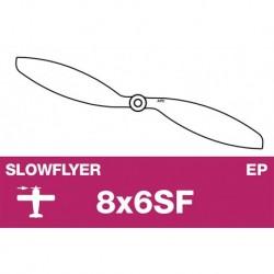 AP-08060SF APC - Hélice Slowflyer - 8X6SF