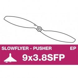 AP-09038SFP APC - Hélice Slowflyer - Propulsive - 9X3.8SFP