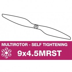 AP-09045MRST APC - Hélice multi rotor - Self Tightening - 9X4.5MR(ST)