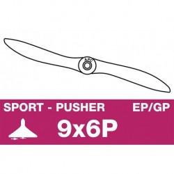 AP-09060P APC - Hélice sport - Propulsive - EP/GP - 9X6P