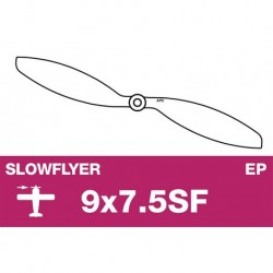 AP-09075SF APC - Hélice Slowflyer - 9X7.5SF