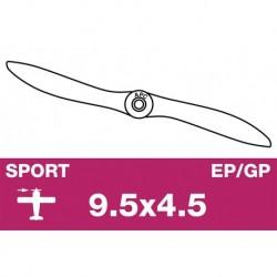 AP-09545 APC - Hélice sport - EP/GP - 9.5X4.5