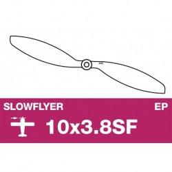 AP-10038SF APC - Hélice Slowflyer - 10X3.8SF