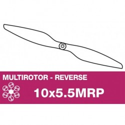 AP-10055MRP APC - Hélice multi rotor - Propulsive - 10X5.5MRP