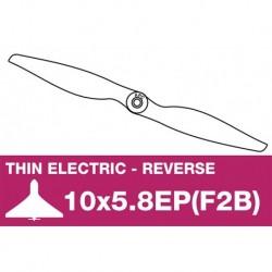 AP-10058EP-F2B APC - Hélice électrique - fine - Propulsive - 10X5.8EP(F2B)