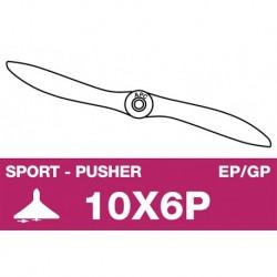 AP-10060P APC - Hélice sport - Propulsive - EP/GP - 10X6P