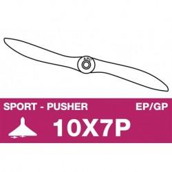 AP-10070P APC - Hélice sport - Propulsive - EP/GP - 10X7P