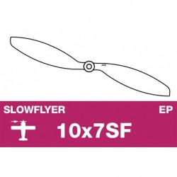 AP-10070SF APC - Hélice Slowflyer - 10X7SF
