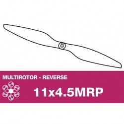 AP-11045MRP APC - Hélice multi rotor - Propulsive - 11X4.5MRP
