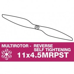 AP-11045MRPST APC - Hélice multi rotor - Self Tightening - Propulsive -