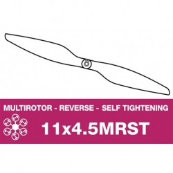 AP-11045MRST APC - Hélice multi rotor - Self Tightening - 11X4.5MR(ST)