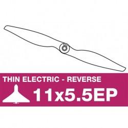 AP-11055EP APC - Hélice électrique - fine - Propulsive - 11X5.5EP