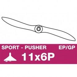 AP-11060P APC - Hélice sport - Propulsive - EP/GP - 11X6P