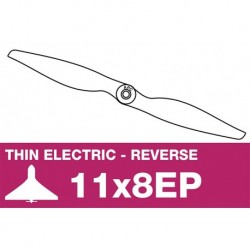 AP-11080EP APC - Hélice électrique - fine - Propulsive - 11X8EP