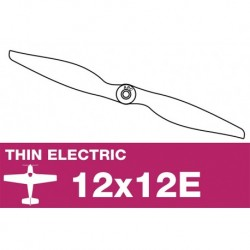 AP-12012E APC - Hélice électrique - fine - 12X12E