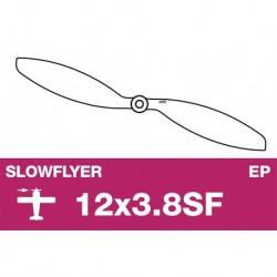 AP-12038SF APC - Hélice Slowflyer - 12X3.8SF
