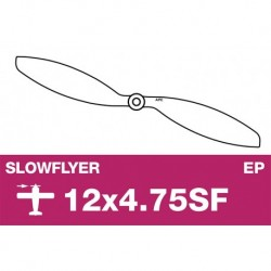 AP-12047SF APC - Hélice Slowflyer - 12X4.7SF