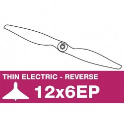 AP-12060EP APC - Hélice électrique - fine - Propulsive - 12X6EP