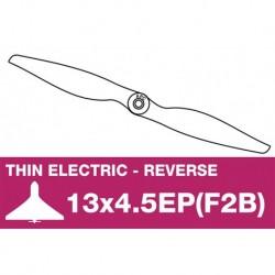 AP-13045EP-F2B APC - Hélice électrique - fine - Propulsive - 13X4.5EP(F2B)