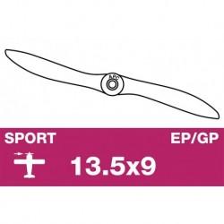 AP-13590 APC - Hélice sport - EP/GP - 13.5X9