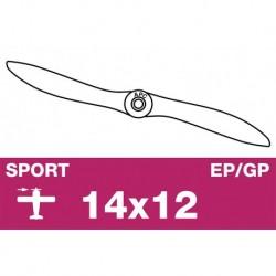 AP-14012 APC - Hélice sport - EP/GP - 14X12
