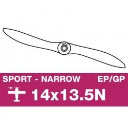 AP-140135N APC - Hélice sport - fine - EP/GP - 14X13.5N