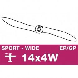 AP-14040W APC - Hélice sport - EP/GP - 14X4W