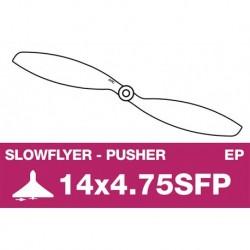 AP-14047SFP APC - Hélice Slowflyer - Propulsive - 14X4.7SFP