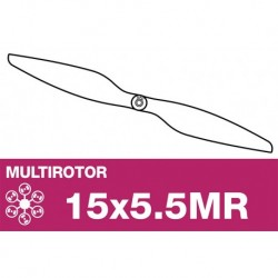 AP-15055MR APC - Hélice multi rotor - 15X5.5MR