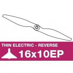 AP-16010EP APC - Hélice électrique - fine - Propulsive - 16X10EP