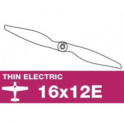 AP-16012E APC - Hélice électrique - fine - 16X12E