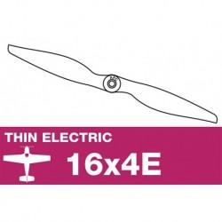 AP-16040E APC - Hélice électrique - fine - 16X4E