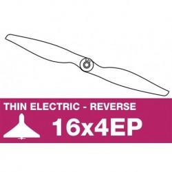AP-16040EP APC - Hélice électrique - fine - Propulsive - 16X4EP