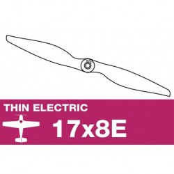 AP-17080E APC - Hélice électrique - fine - 17X8E