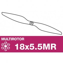 AP-18055MR APC - Hélice multi rotor - 18X5.5MR