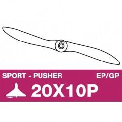 AP-20010P APC - Hélice sport - Propulsive - EP/GP - 20X10P