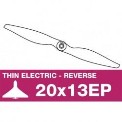AP-20013EP APC - Hélice électrique - fine - Propulsive - 20X13EP