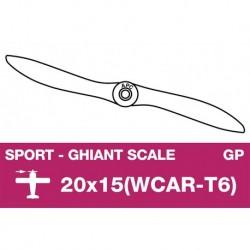 AP-20015WCAR-T6 APC - Hélice sport - Giant scale - 20X15(WCAR-T6)