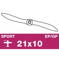 AP-21010 APC - Hélice sport - EP/GP - 21X10W