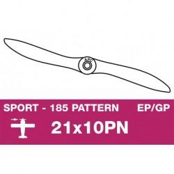 AP-21010PN APC - Hélice sport - fine - EP/GP - 21X10PN